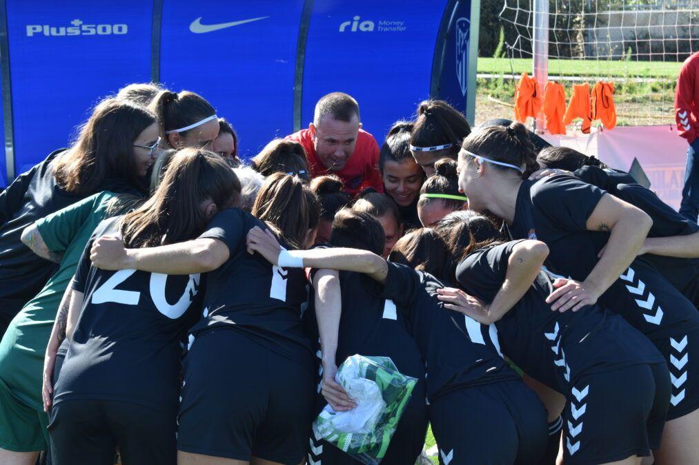 El Dépor Femenino cae con honor ante la selección sub17 de México (3-1)