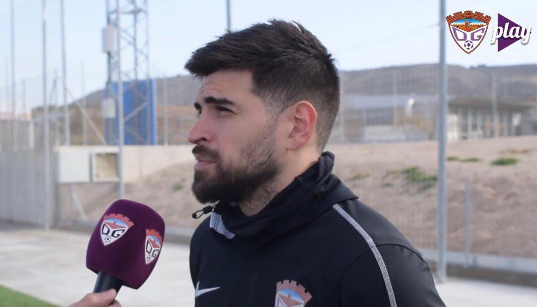 Agustín Módula: »Hay que tener respeto al Atlético Albacete, pero sin desmerecernos»