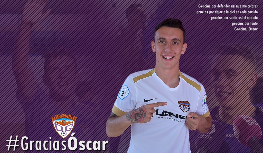 Comunicado oficial: Óscar Cabo