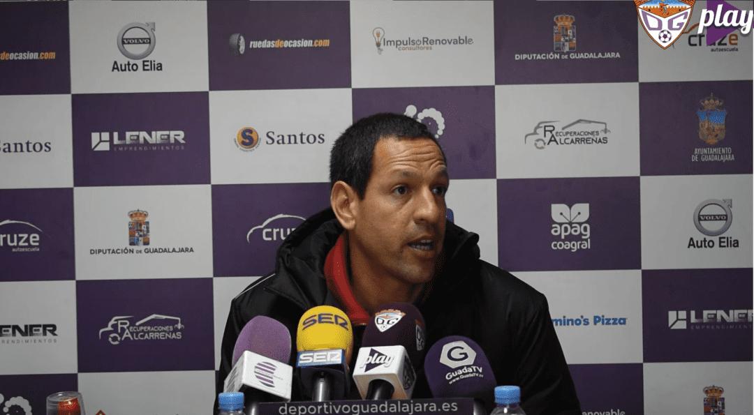 Acciari, antes de ir a Quintanar: »Hemos hecho una buena semana de trabajo»