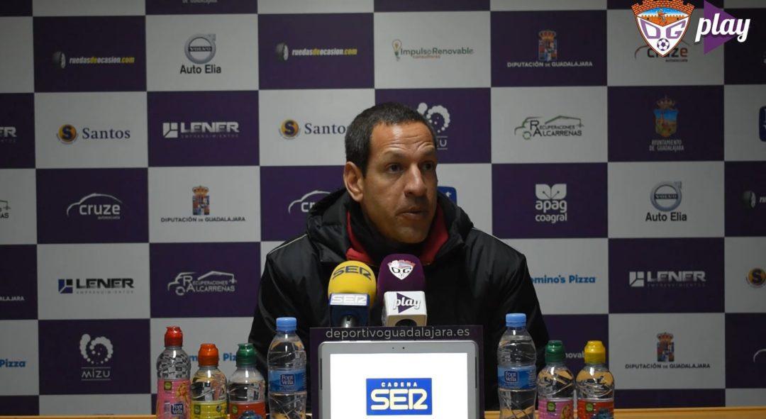 Acciari, tras perder contra el Socuéllamos: »Me voy orgulloso de mis jugadores pero decepcionado con el resultado»