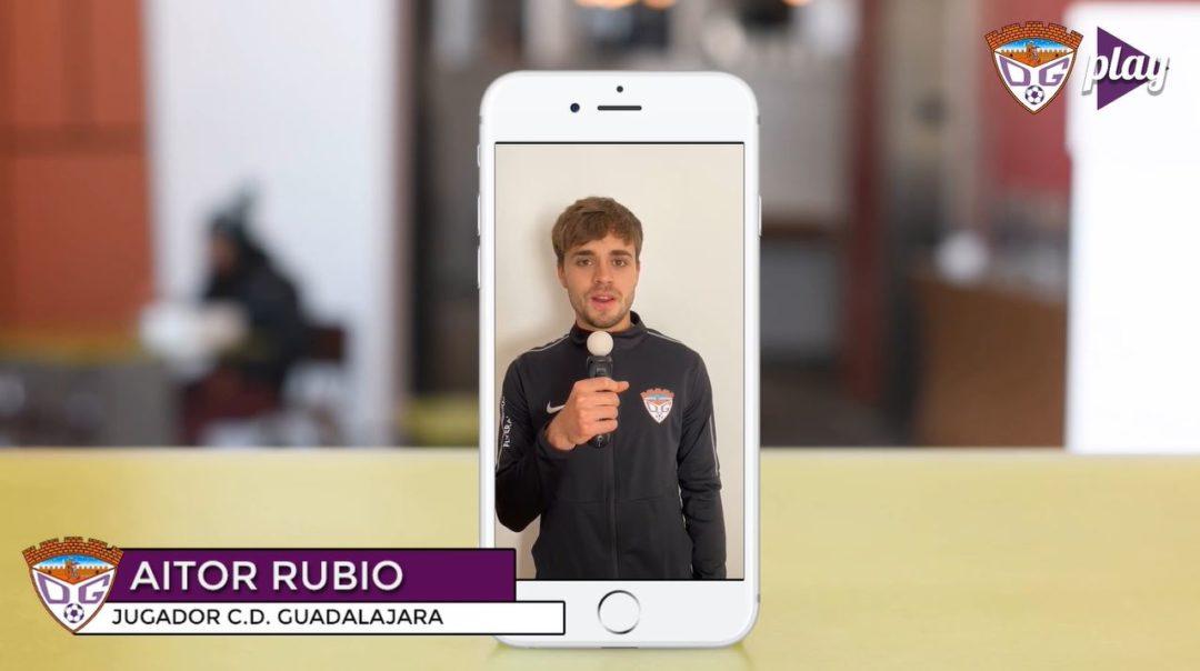 """Aitor Rubio habla de su experiencia en la #eCopaTerceraCLM: """"Los goles seguidos me han hecho mucho daño"""""""