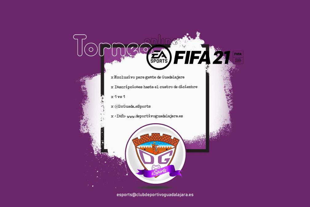 I Torneo online DxG – FIFA 21 (PS4)