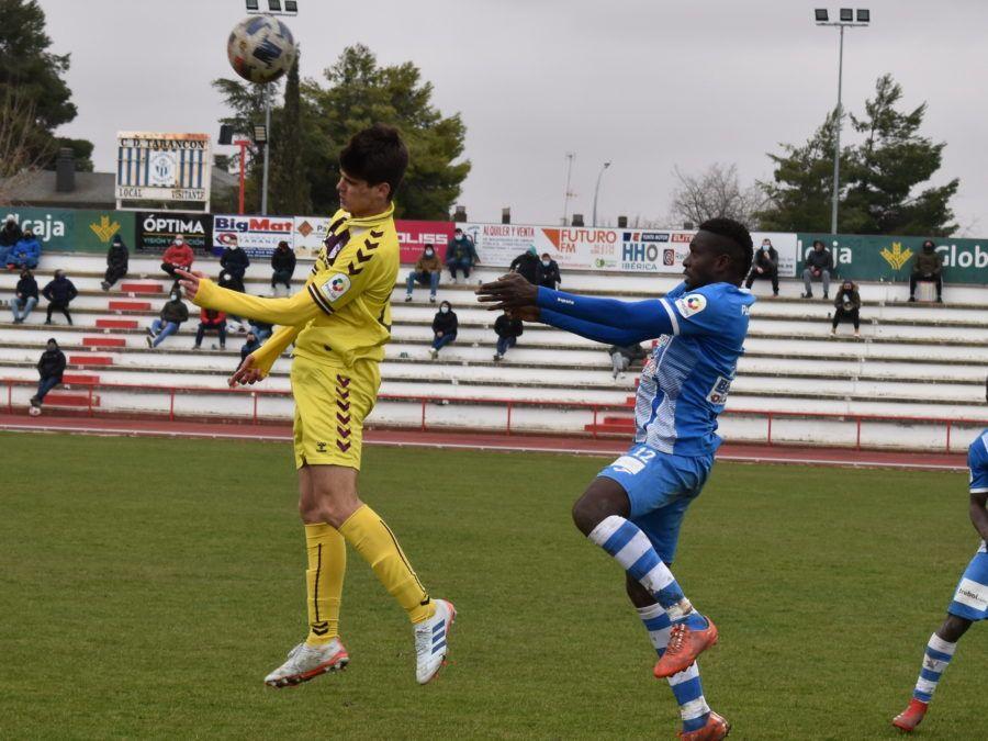 El Dépor remonta para ganar en Tarancón en un final de infarto (1-2)