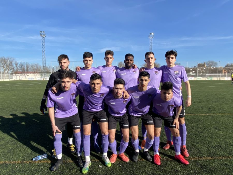 El Club Deportivo Guadalajara Promesas cae en Santa Cruz de la Zarza (4-0)