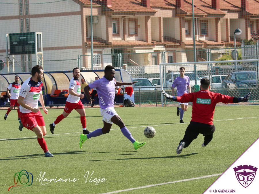 El Club Deportivo Guadalajara Promesas cae frente el Santa Cruz UJAF C.F. (2-6)