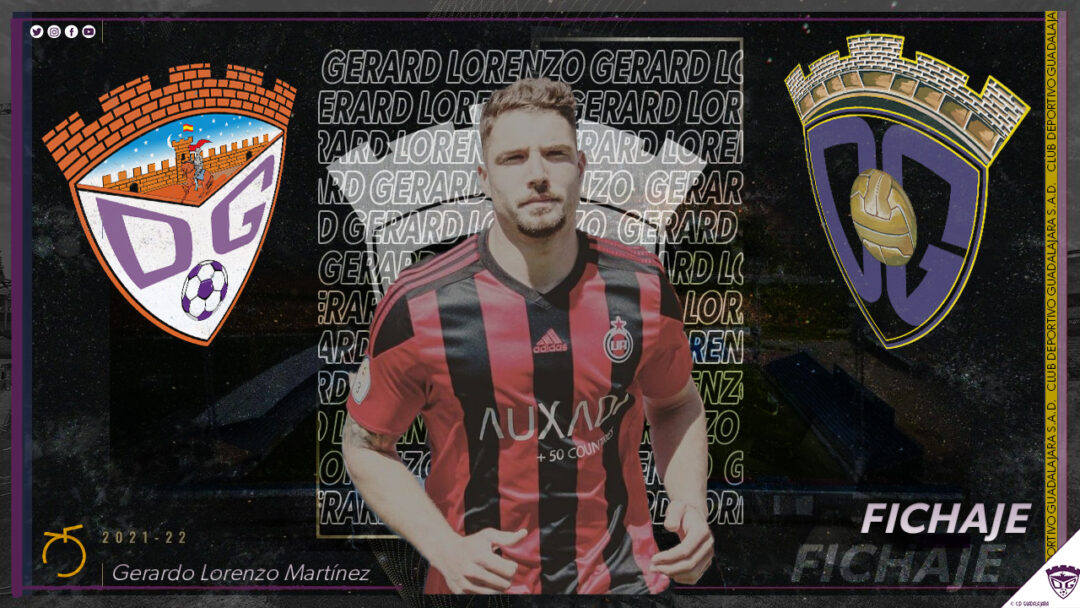 Gerard, nuevo fichaje del Deportivo Guadalajara