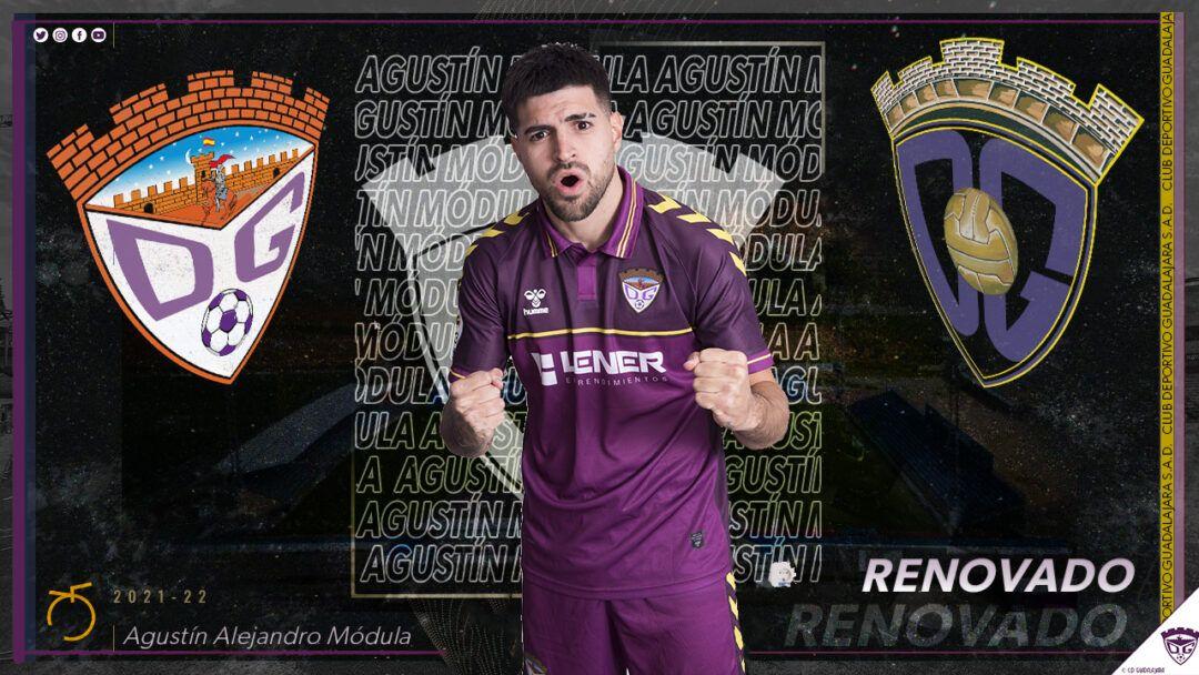 Módula seguirá en el Deportivo Guadalajara