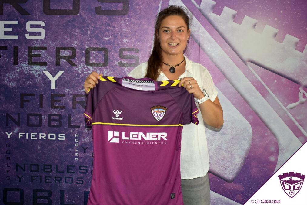 Rike Tolckmitt, nuevo fichaje del Deportivo Guadalajara