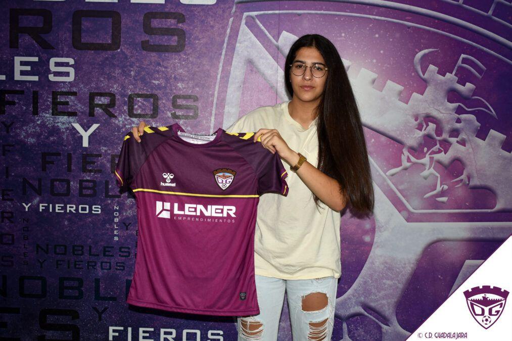 Lucía se une al Deportivo Guadalajara