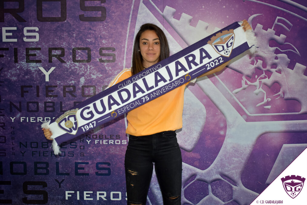 Cristina Hernando regresa al Deportivo Guadalajara