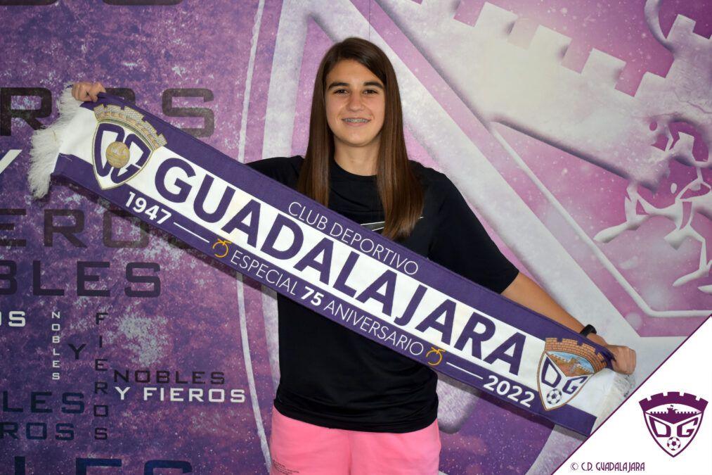 Nerea Márquez, nuevo fichaje del Deportivo Guadalajara
