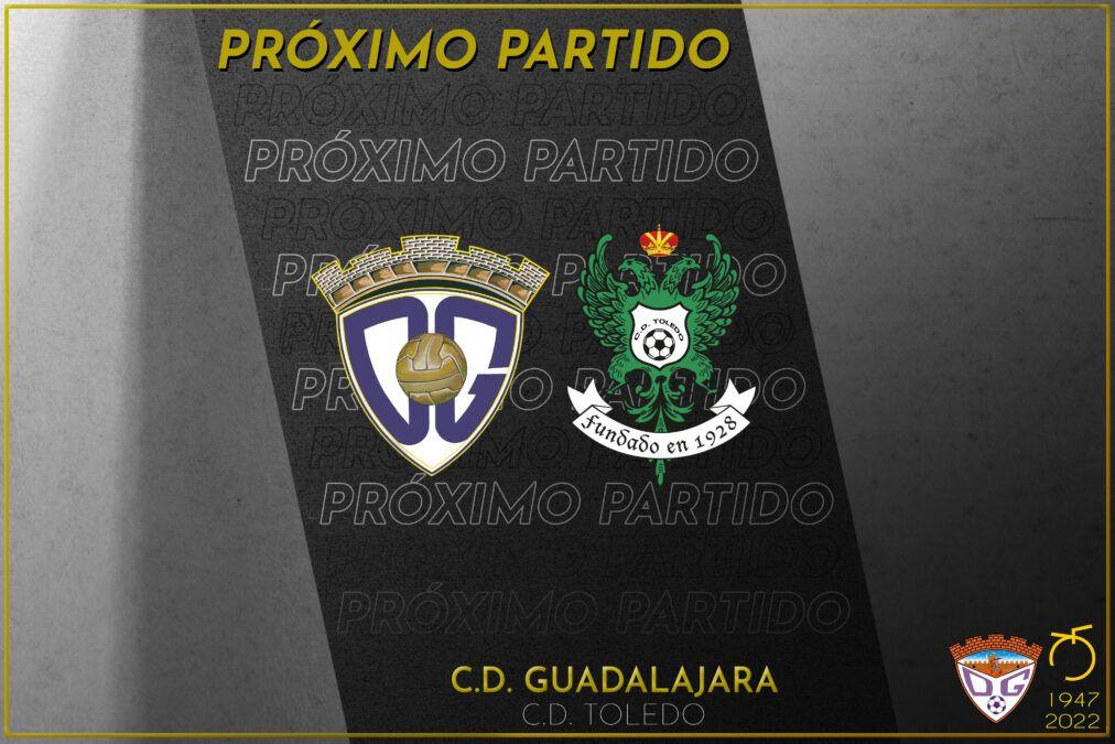 Información referente a la adquisición de entradas (sólo abonados) para el partido ante el C.D. Toledo