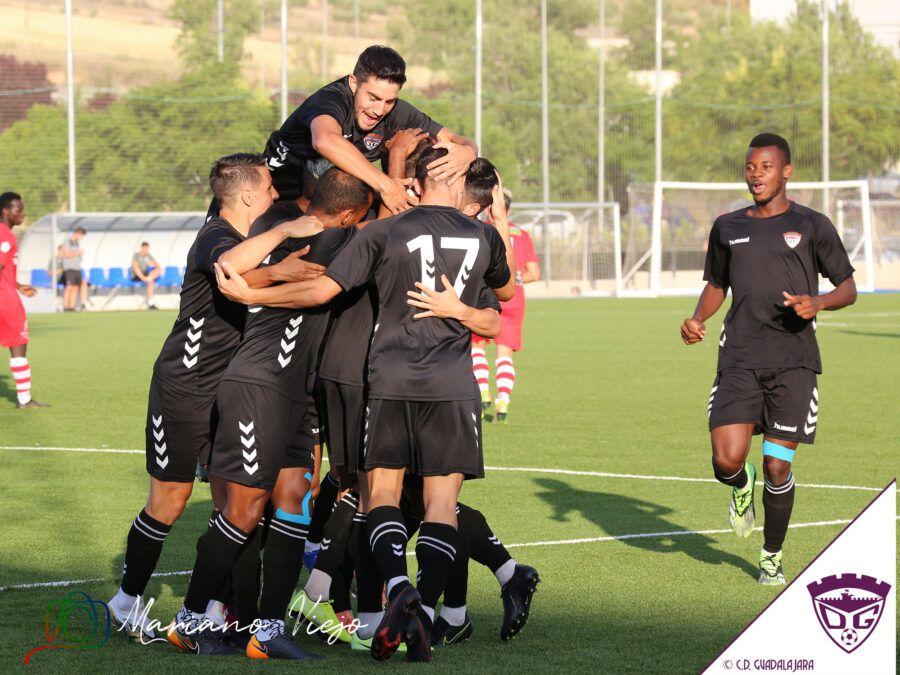 El Dépor se gusta y vence con autoridad para acceder a los cuartos de final de la Copa JCCM (4-0)