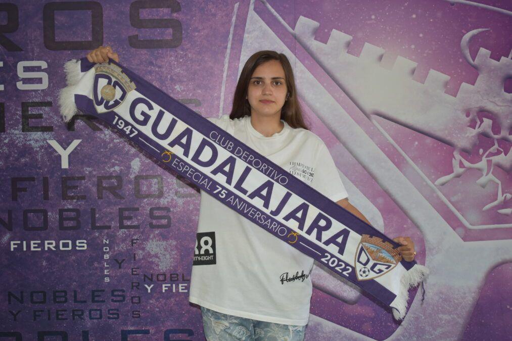 Lucía Morata, nueva jugadora del Deportivo Guadalajara