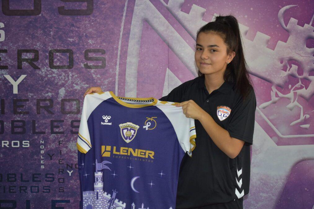 Lucía Rumí, juventud al servicio del Deportivo Guadalajara
