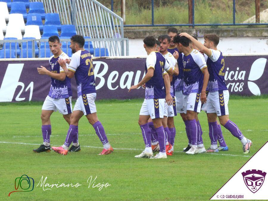 El Dépor se da un festín de goles en la visita del Almansa (6-1)